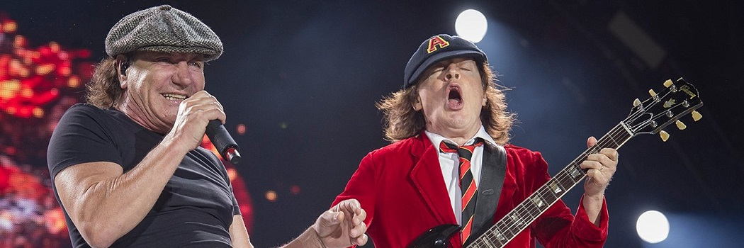 "AC/DC Preview New Song ""Shot In The Dark"""