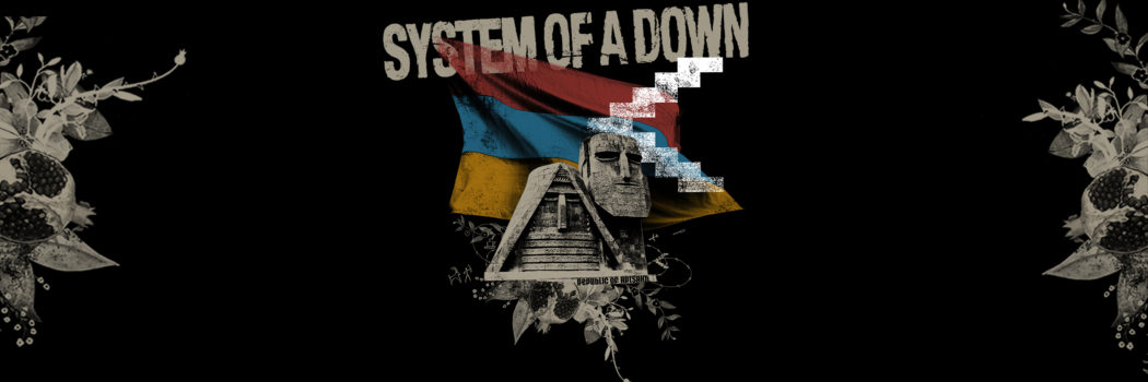 System of a Down Release First New Music In 15 Years
